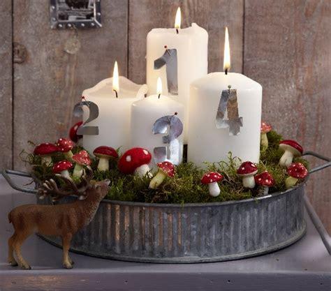 Weihnachtsdeko Selbst Gemacht by Weihnachtsdeko Winterzauber F 252 R Haus Und Garten Selbst