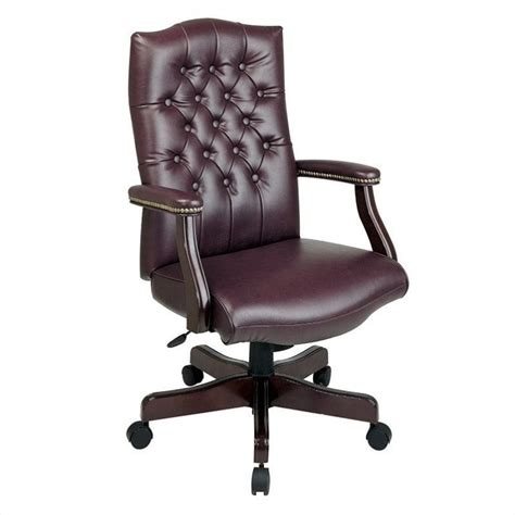 traditional executive office chair tex232 jt4