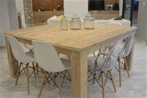 table carree 150 x 150 beachwood furniture solid limed oak modern square dining table 1500 x 1500 dining room