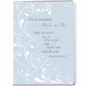 happy bridal shower card sayings example bridal shower With wedding shower greetings