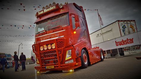 volvo fh showtruck andre hazes  toon meesters youtube