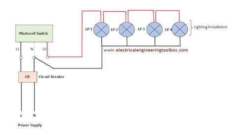 ced photocell wiring diagram gallery diagram sle and