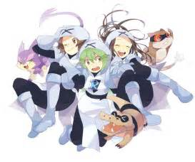 Pokemon Team Plasma N