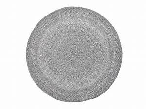 Teppich Rund Grau : bloomingville rug round living and co ~ Eleganceandgraceweddings.com Haus und Dekorationen
