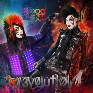 stream blood on the dance floor s new album evolution