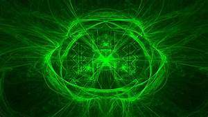Green Electric wallpaper - 10247