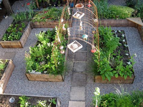 vegetable garden design raised beds home design popular