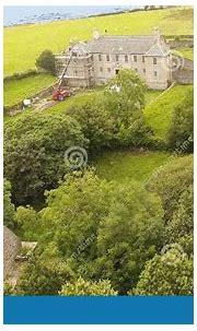 Buncrana Castle O'Doherty's Keep Donegal Ireland Stock ...