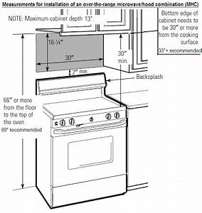 Microwave Above Stove Height – BestMicrowave