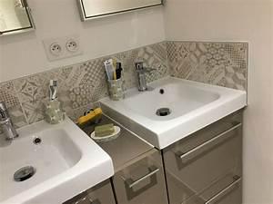 Deco Salle D Eau : id e d co salle de bain design ~ Teatrodelosmanantiales.com Idées de Décoration