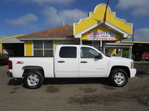 Used Chevrolet Trucks For Sale Mission, Tx Carsforsalecom
