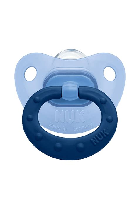 Nuk Silicone Pacifier Soother 6 18 Months 1pc Fashion 10