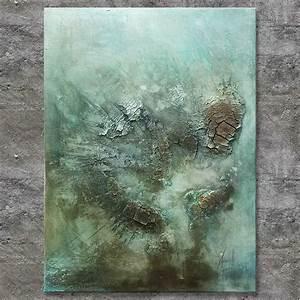 Beige Selber Mischen : annette freymuth nettis art rostbild materialbild mit strukur aus marmormehl rosteffekte patina ~ Markanthonyermac.com Haus und Dekorationen