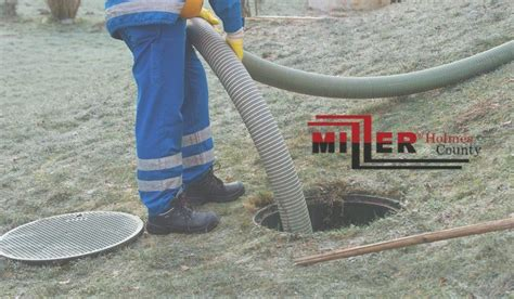 This is a very unusual way to dig a hole for a septic tank but our ground. Septic Tank Preventative Maintenance Tips - Miller Septic