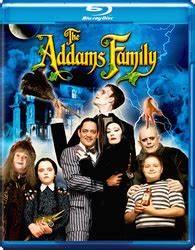 The Addams Family Blu-ray (Canada)