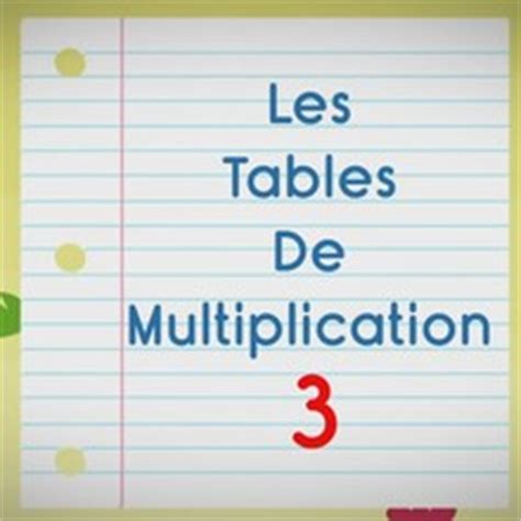 coloriage magique les tables de multiplication