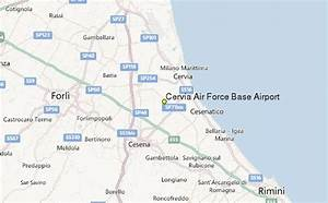 Cervia Air Force Base Airport Weather Station Record