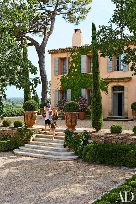 Frédéric Fekkais Gorgeous Vacation Home In The South Of