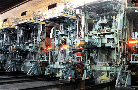 section rolling mill steel plantech