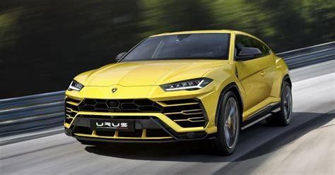 Lamborghini Urus Is The Fastest Suv In The World With A