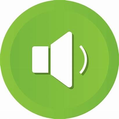 Icon Sound Volume Speaker Loud Circle Icons