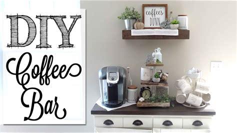 Diy Coffee Bar Americano Vs Brewed Coffee Taste Time Vending Organic Espresso Stronger Than Best Mugs Quy Nhon Beans Starbucks