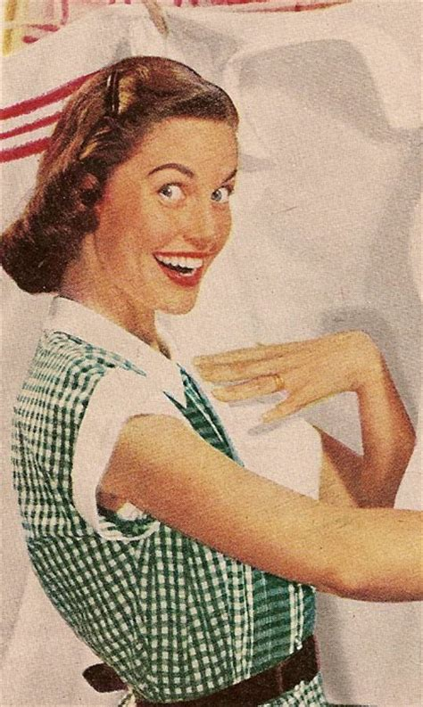 Vintage Memes - jen but never jenn results from the 50s housewife experiment
