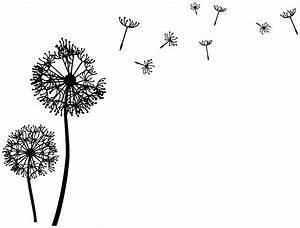 Pusteblume Schwarz Weiß Vögel : wandtattoo pustebl mchen wandtattoos online kaufen und designen ~ Orissabook.com Haus und Dekorationen