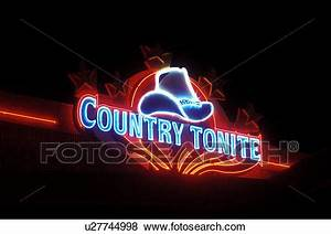 of neon lights music theatre country music