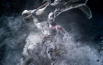 God War Kratos 4k Wallpapers Ps4 Wide