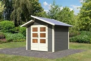 Gartenhaus Als Hauptwohnsitz : karibu gartenhaus gr nelo 28 mm systemhaus von karibu ~ Whattoseeinmadrid.com Haus und Dekorationen