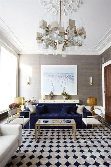 blue velvet sofa living room a velvet touch the potted boxwood