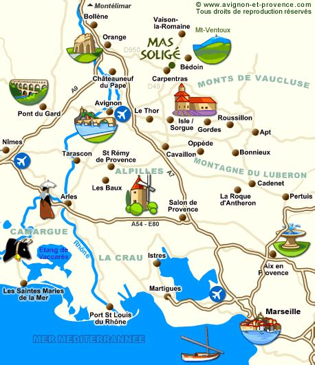 chambres d hotes vaucluse solige accès tourisme en provence
