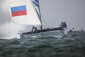 Extreme Sailing Series: Big breeze shuffles final ...