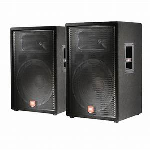 Jbl Sound System : jbl jrx115 2 way speaker system pair at gear4music ~ Kayakingforconservation.com Haus und Dekorationen