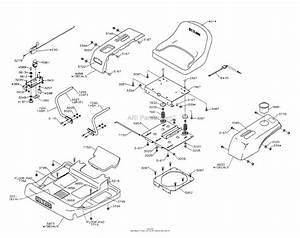 Dixon Ztr 3014  2000  Parts Diagram For Body