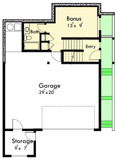 multi level floor plans multi level northwest house plan 8192lb architectural