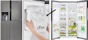 Kühlschrank Side By Side Eiswürfel : eisw rfelmaschine test welcher eisbereiter passt zu dir ~ Frokenaadalensverden.com Haus und Dekorationen