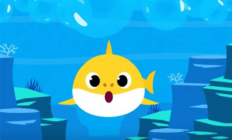 501x304px Baby Shark Pinkfong Wallpapers