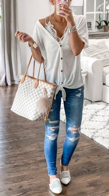 Cute Pinterest Outfits For Summer Classystylee