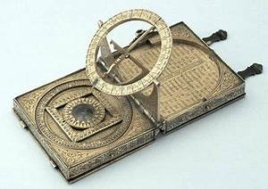 Victorian Astrolabe. A very ancient astronomical computer ...