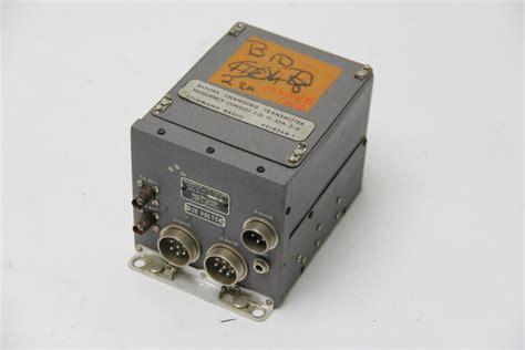 Vtg Military Aircraft Radio Corporation Vhf Radio