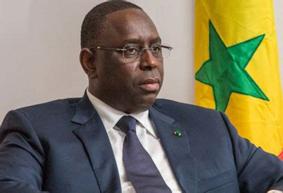 macky sall president du senegal senegal president defends anti following clash with obama lgbtq nation