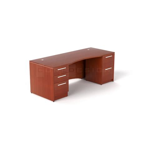 what is a double pedestal desk double pedestal rectangular desk