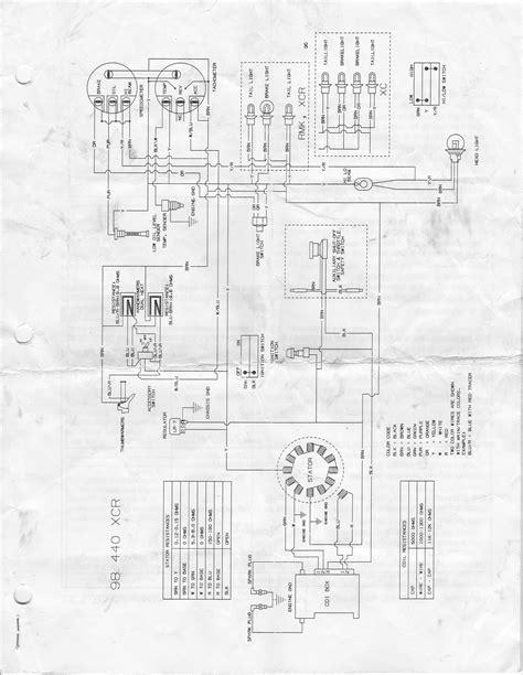 Polari Snowmobile Ignition Wiring Diagram by 2002 Polaris Trail 330 Wiring Diagram Wiring Diagram