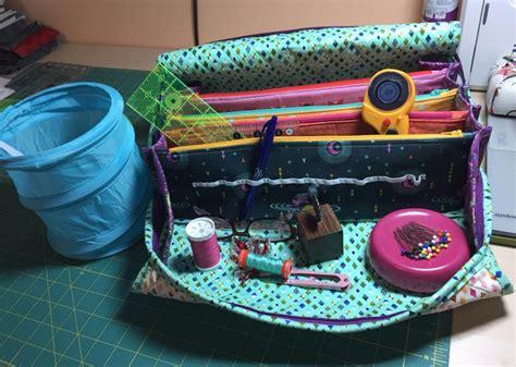 rolled  tote  video  crafty gemini