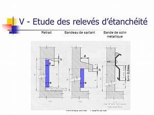 Solin D étanchéité : etancheite des toitures terrasses ppt video online ~ Premium-room.com Idées de Décoration