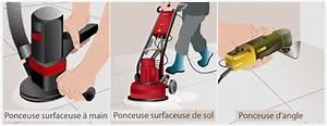 Ponceuse A Main : poncer du carrelage avec une ponceuse ooreka ~ Carolinahurricanesstore.com Idées de Décoration