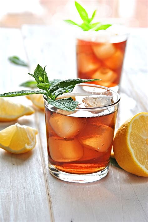 How to Make Southern Sweet Tea and other Iced Tea Recipes