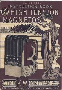Magneto Rx  - K-w Ignition Company Magnetos